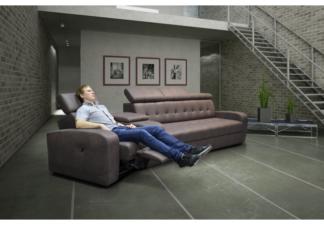 Модульный диван Мирум